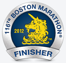 The 2012 Boston Marathon or The Worst Best Day of My Life!
