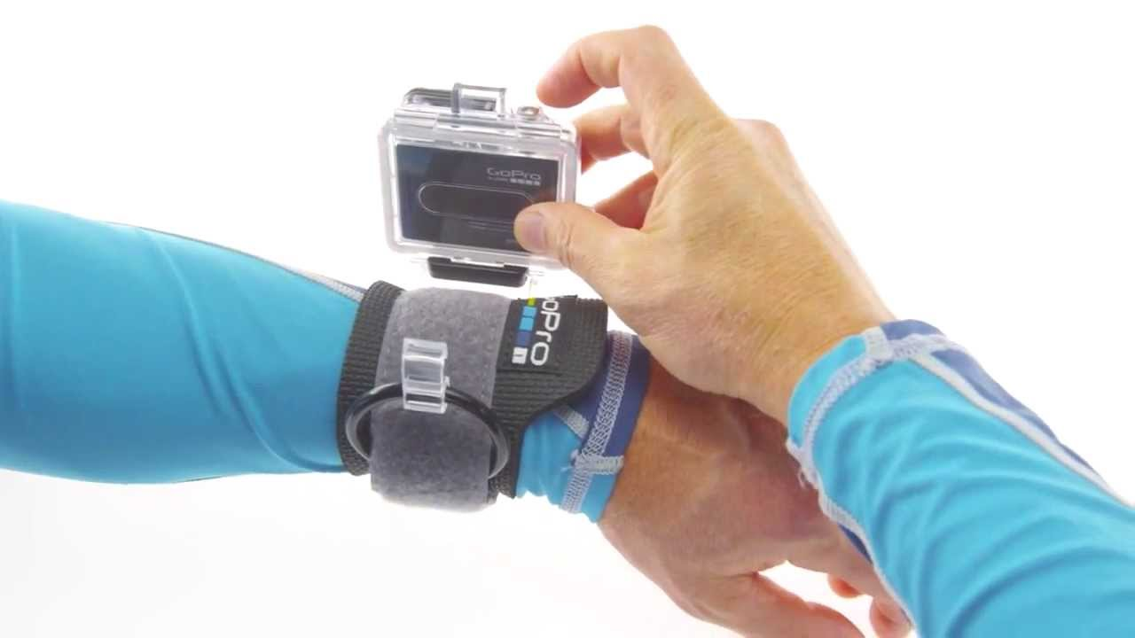 Running With Your Gopro Which Mounts Are Best Hero5 Free Acc Shorty