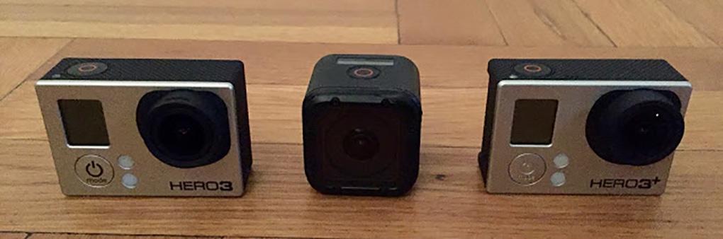 GoPro Lineup