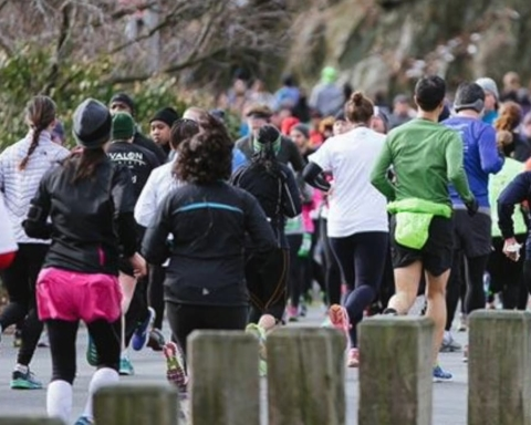 Race Video: NYRR Washington Heights Salsa, Blues, and Shamrocks 5K