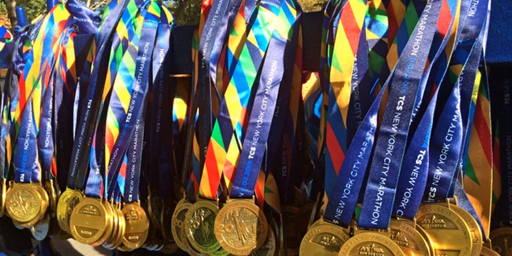 Video: 2014 TCS NYC Marathon