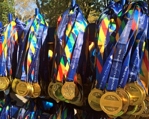 Video: 2014 TCS NYC Marathon