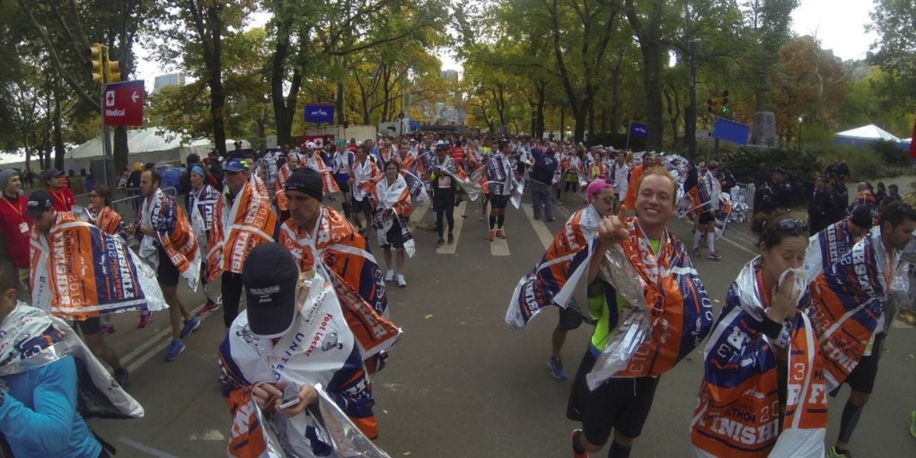 Video: The 2013 ING NYC Marathon