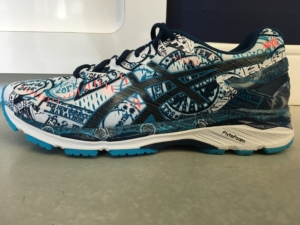 2016 NYC Marathon Gel Kayano from ASICS