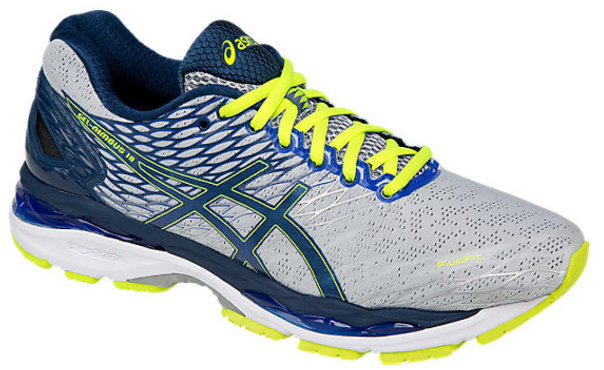test asics gel nimbus 20