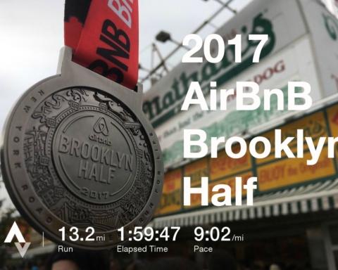 2017 AirBnB Brooklyn Half
