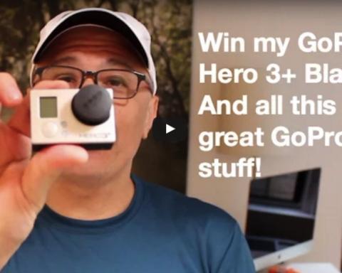 GoPro Giveaway!