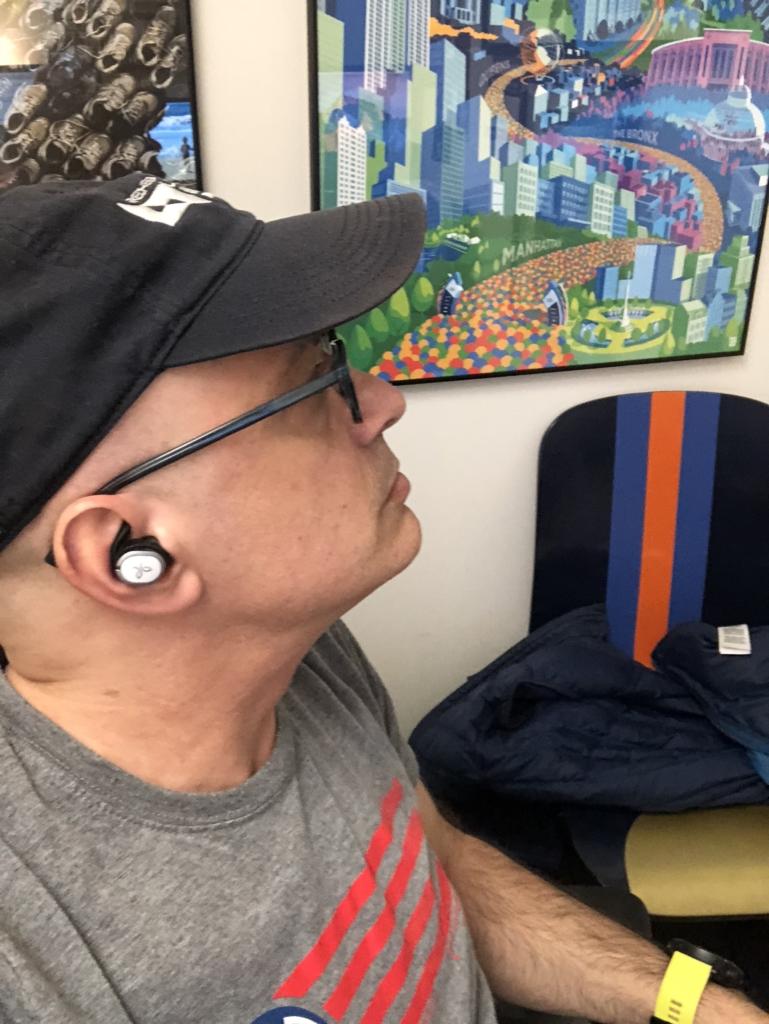 Bluetooth Headphones for Running: Jaybird Run